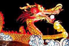 Beleuchtung dragon-1 Stockfotos
