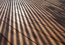Beleuchtung und Schatten Lizenzfreies Stockbild