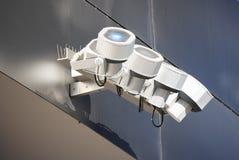 Beleuchtungausrüstung Stockfoto