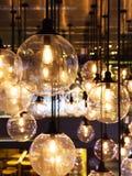 Beleuchtungs-Dekor Stockfotografie