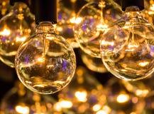 Beleuchtungs-Dekor Lizenzfreies Stockfoto