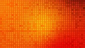 Beleuchtungsblinzeln regtangle Hintergrund der Zusammenfassung 4K gelegentliches lizenzfreie abbildung