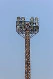 Beleuchtungsturm Lizenzfreies Stockfoto