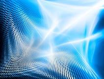 Beleuchtungtechnologiehintergrund Stockfoto