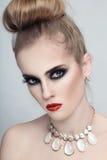 Beleza à moda fotos de stock royalty free