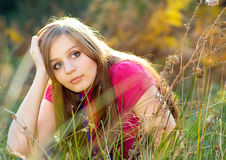 Beleza 13 do outono Foto de Stock Royalty Free