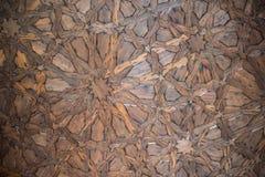 Beleza arquitetónica de Alhambra Palace foto de stock