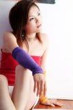 Beleza asiática Fotos de Stock