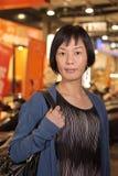 Beleza asiática moderna Imagens de Stock