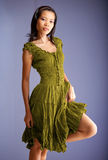 Beleza asiática moderna Fotos de Stock Royalty Free