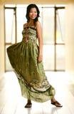 Beleza asiática moderna Foto de Stock