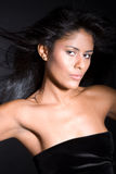 Beleza brasileira imagem de stock royalty free