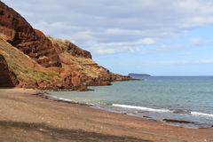 A beleza cênico das ilhas havaianas - Maui Imagem de Stock Royalty Free