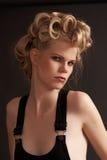 Beleza Carlies1 Fotos de Stock