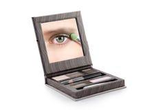 Beleza-caso Imagem de Stock