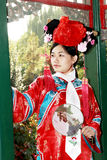 Beleza clássica em China. Fotografia de Stock