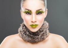 Beleza colorida Imagem de Stock Royalty Free