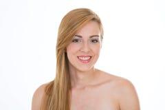 Beleza com cinta Fotos de Stock