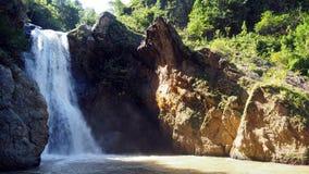 Beleza da cachoeira Imagem de Stock