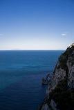 A beleza da costa de Amalfi Foto de Stock