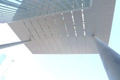 A beleza da estrutura do teto imagens de stock