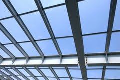 A beleza da estrutura do teto fotografia de stock royalty free