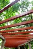 A beleza da estrutura do teto foto de stock royalty free