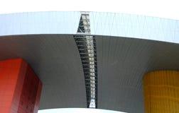 A beleza da estrutura do teto imagem de stock royalty free