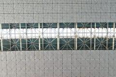 A beleza da estrutura do teto foto de stock