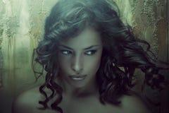 Beleza da fantasia Imagens de Stock Royalty Free