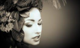 Beleza 1 da flor Imagens de Stock Royalty Free