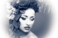 Beleza 7 da flor Foto de Stock Royalty Free