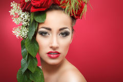 Beleza 8 da flor fotos de stock royalty free