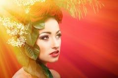 Beleza 10 da flor imagem de stock royalty free