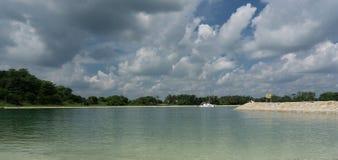 Beleza da ilha Imagem de Stock Royalty Free