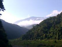 Beleza da montanha imagem de stock royalty free