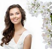 Beleza da mulher Imagem de Stock