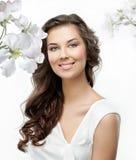 Beleza da mulher Fotografia de Stock