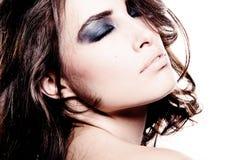 Beleza da mulher Foto de Stock