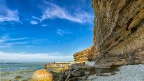 Beleza da pedra da ilha do filho da LY Imagens de Stock Royalty Free