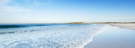 Beleza da praia Fotografia de Stock Royalty Free