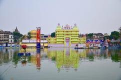 Beleza da reflexão na cidade!! Imagens de Stock Royalty Free