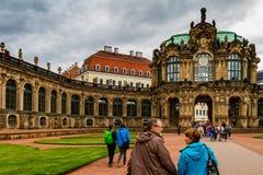 Beleza de Dresden, Alemanha Imagens de Stock Royalty Free