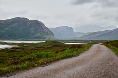 Beleza de Escócia Fotografia de Stock Royalty Free