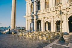 Beleza de Itália Veneza Fotos de Stock