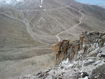 Beleza de Ladakh foto de stock