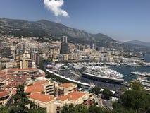 A beleza de Monte - Carlo Imagem de Stock