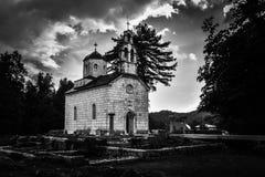 Beleza de Montenegro imagens de stock royalty free