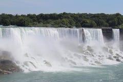 A beleza de Niagara fotografia de stock royalty free