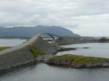Beleza de Noruega Fotografia de Stock Royalty Free